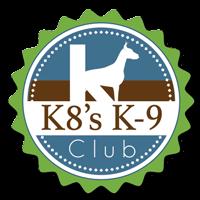 K8's K9 Club Logo
